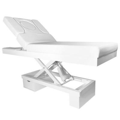 SPA кушетка с подгряване бяла