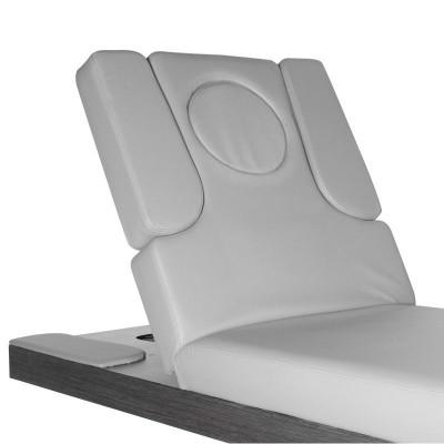 SPA кушетка с подгряване сива