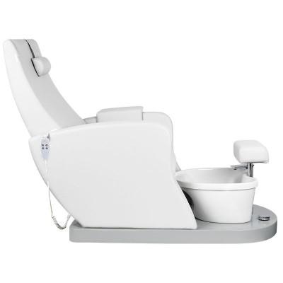 Стол за педикюр Azzurro бял