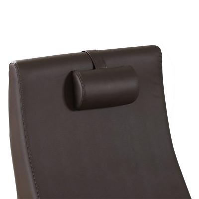 Стол за педикюр Azzurro кафяв