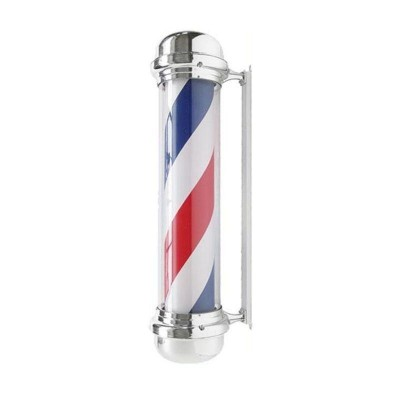 Светлинна реклама за бръснарница