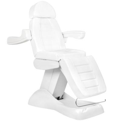 Удобен електирчески козметичен стол Lux