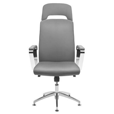 Удобен козметичен стол черен