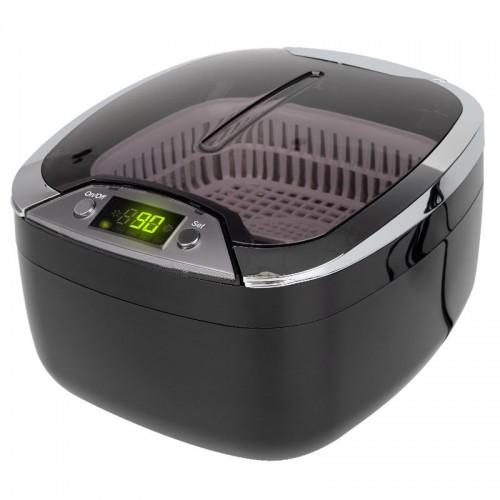Ултразвукова вана от неръждаема стомана – черна