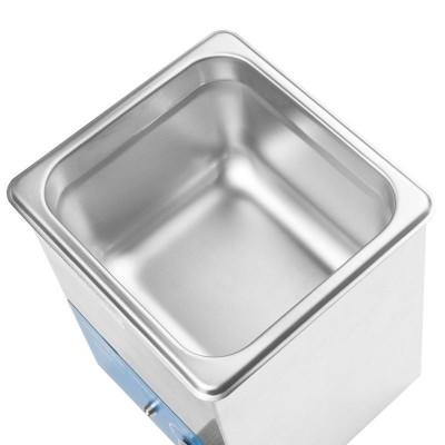 Стоманена ултразвукова вана 1.3 литра