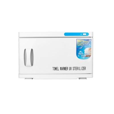 Уред за затопляне на кърпи с UV стерилизатор - 16л бял