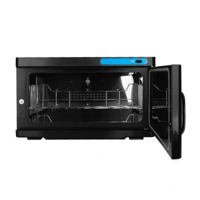 UV стерилизатор с подгряване за кърпи 16 л черен