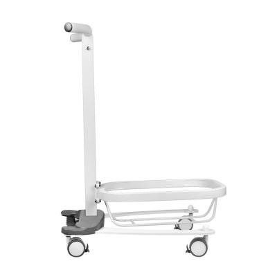 Ваничка за педикюр на стойка с колела